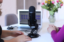 Podcast mit Silke Wahnfried